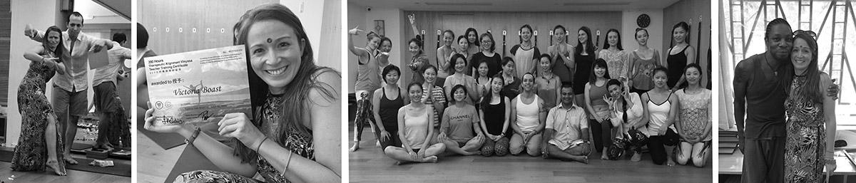 sida yoga about victoria 200ryt certified tav instructor dorset weymouth portland shanghai mysoul studio