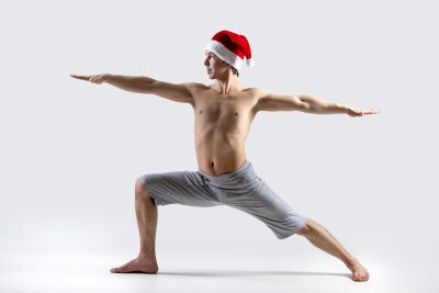 Sida Yoga Santa Christmas Sessions Lessons Learn Shop Class Tuition Classes Special Offer Customers Live HD Zoom Online