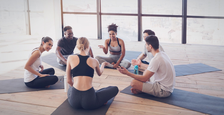corporate company employee yoga destress wellbeing mental health work workplace hr sida yoga dorset weymouth portland dorchester bridport